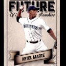 2016 Topps Bunt Future of the Franchise FF10 Ketel Marte
