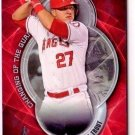 2016 Topps Changing of the Guard CTG-1 Mike Trout