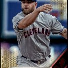 2016 Topps Gold 595 Mike Napoli