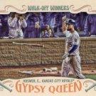 2016 Topps Gypsy Queen Walk Off Winners GWO1 Eric Hosmer