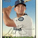 2016 Topps Heritage 223A Mike Zunino
