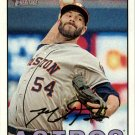 2016 Topps Heritage 391 Mike Fiers