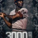 2016 Topps Update 3000 Hits Club 3000H17 Lou Brock