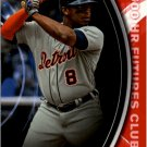 2016 Topps Update 500 HR Futures Club 50014 Justin Upton