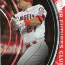 2016 Topps Update 500 HR Futures Club 5005 Mike Trout
