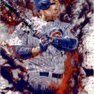 2016 Topps Update Fire F10 Anthony Rizzo