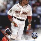 2016 Topps Update US201A Mookie Betts AS