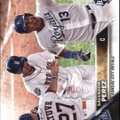 2016 Topps Update US206A Salvador Perez AS