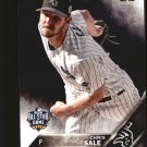 2016 Topps Update US233A Chris Sale AS