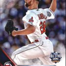 2016 Topps Update US56 Corey Kluber AS