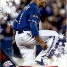 2016 Topps Walmart Holiday Snowflake HMW195 Marcus Stroman