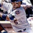 2016 Topps Walmart Holiday Snowflake HMW198 David Wright