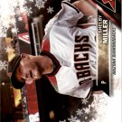 2016 Topps Walmart Holiday Snowflake HMW36 Shelby Miller
