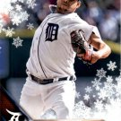2016 Topps Walmart Holiday Snowflake HMW49 Francisco Rodriguez