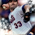 2016 Topps Walmart Holiday Snowflake HMW86 Matt Harvey