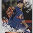 2016 Topps Walmart Holiday Snowflake Metallic HMW87 Steven Matz