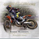 2016 Upper Deck Goodwin Champions 65 Robbie Maddison