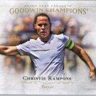 2016 Upper Deck Goodwin Champions 69 Christie Rampone
