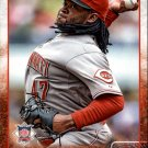 2015 National League All-Stars Topps NL16 Johnny Cueto