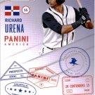 2015 Panini Contenders Passports 19 Richard Urena