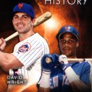 2015 Topps Eclipsing History EH10 Darryl Strawberry/David Wright