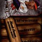 2015 Topps Heart of the Order HOR3 Hank Aaron