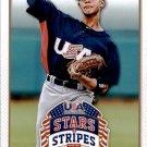 2015 USA Baseball Stars and Stripes 22 Christopher Martin