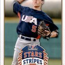 2015 USA Baseball Stars and Stripes 32 Devin Ortiz