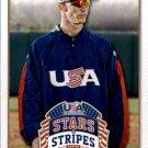 2015 USA Baseball Stars and Stripes 41 Henry Owens