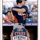 2015 USA Baseball Stars and Stripes 50 Jesse Winker