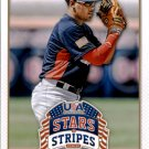 2015 USA Baseball Stars and Stripes 52 Justus Sheffield