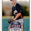 2015 USA Baseball Stars and Stripes 53 John Dearth