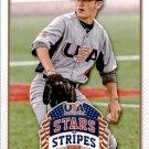 2015 USA Baseball Stars and Stripes #56 Kale Breaux