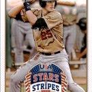 2015 USA Baseball Stars and Stripes 59 Kris Bryant