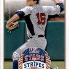 2015 USA Baseball Stars and Stripes 61 Kyle Funkhouser