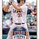 2015 USA Baseball Stars and Stripes 69 Luken Baker