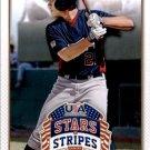 2015 USA Baseball Stars and Stripes 73 Matt Olson