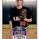 2015 USA Baseball Stars and Stripes 95 Trey Killian