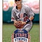 2015 USA Baseball Stars and Stripes 8 Austin Bergner