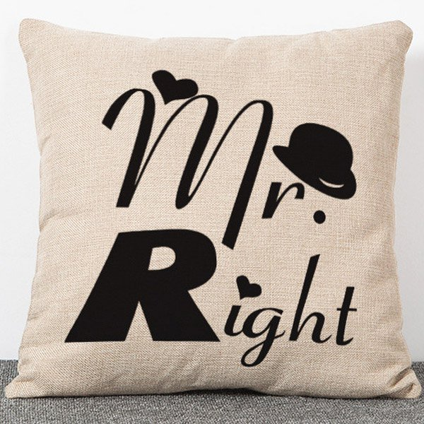 DECORATIVE PILLOW CASE 9
