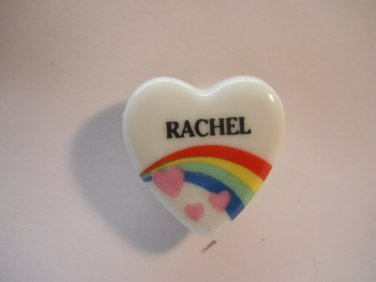 Rachel Heart Collectible Refrigerator Magnets