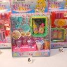 Miniature Kitchen Set for Kids Dollhouses n179