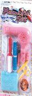 Girls Toy Beauty Set with Hair Dryer