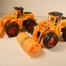 Toy Cement Truck, Bulldozer Truck Set 2 Pcs Construction Vehicles