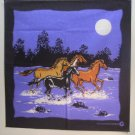 Horse Bandana Horses Scarf  Headwrap Bandanas