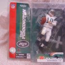 NFL Chad Pennington Jets QB Football Toy Figure