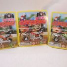 Diecast Toy Motocycles 3 Asst Styles Bikes