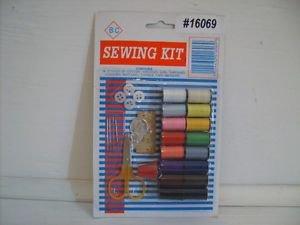 Sewing Kit Set Needles Quick Fix Msl47