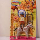 Native Indian Play Set Western Toy Set Pretend Play   n194