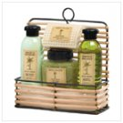 Tropical Pleasures Bath Set